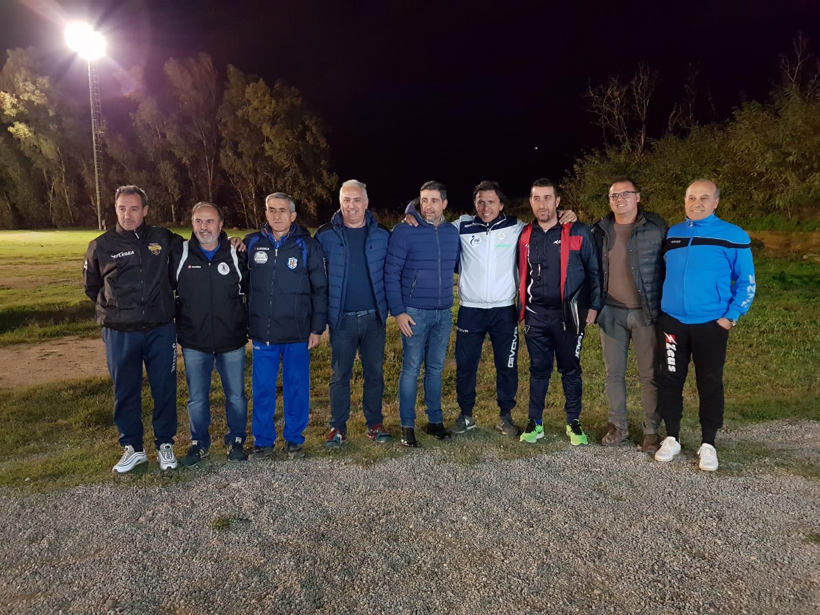 Calcio, il nuovo tecnico dell'Accademia Basse Madonie è un ex rosanero