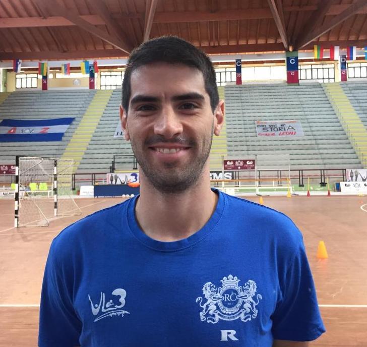Il capitano Pedro Guerra continuerà a difendere i colori cefaludesi nella prossima stagione!