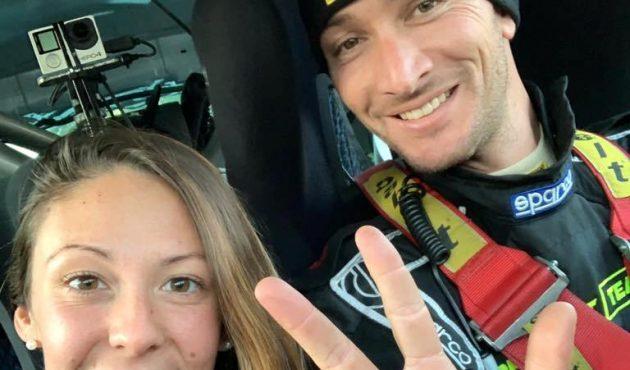 """Terzo sigillo per la coppia Runfola – Federighi al """"5^Rally Day Pomarance"""""""