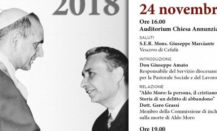 Cefalù, due giorni per raccontare Aldo Moro e Paolo VI