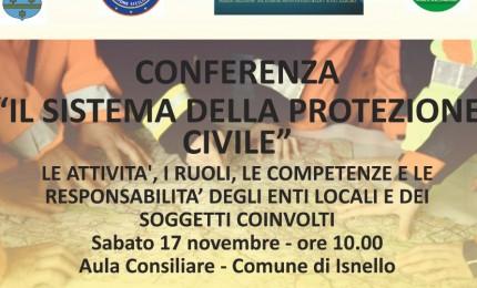 Isnello, Protezione Civile: un convegno per conoscere e collaborare il sistema