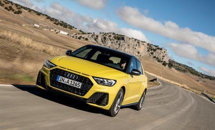 A1 Sportback la garanzia urbana per Audi