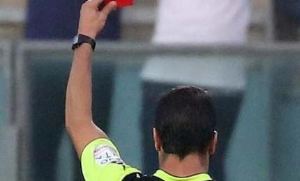 Calcio, Castelbuono: verdetto nefasto dopo l'aggressione all'arbitro