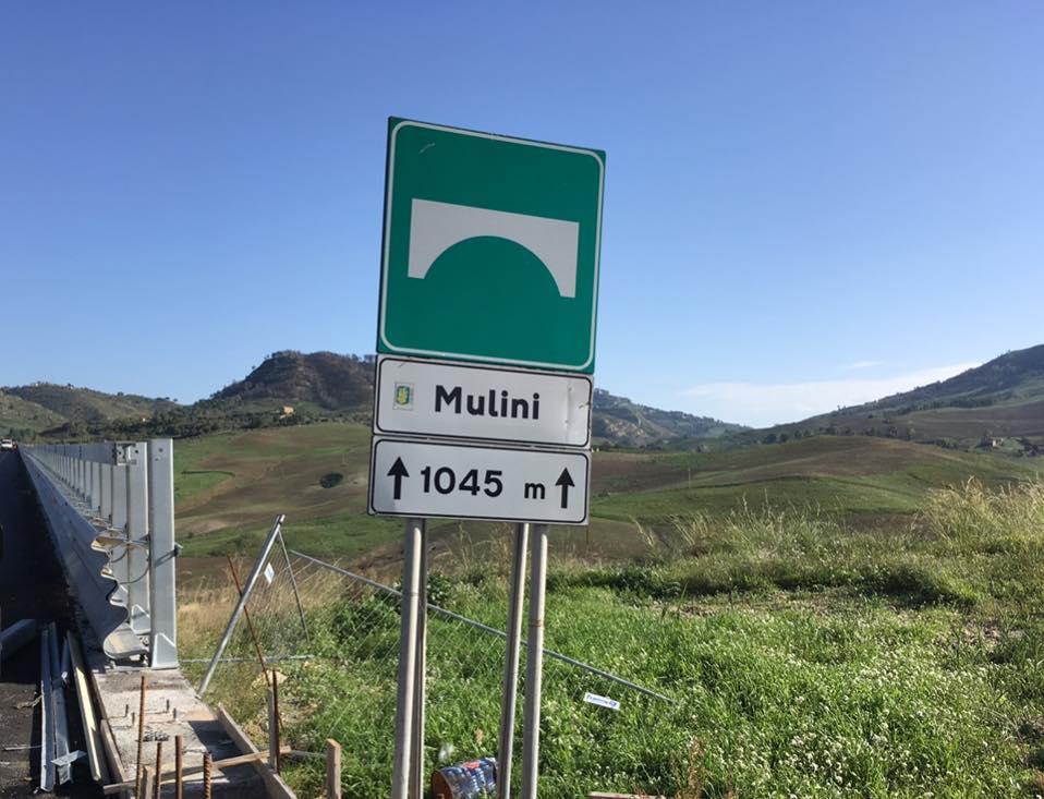 A19, riaprono i viadotti Mulino e Cinque Archi
