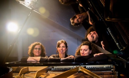 Sei mani sul pianoforte, lo spettacolo del PianoTrio Artemisia a Cefalù