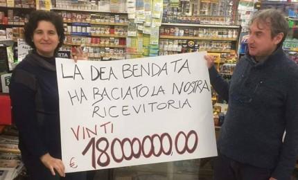 Jackpot a Valledolmo, impazza l'ironia sul web