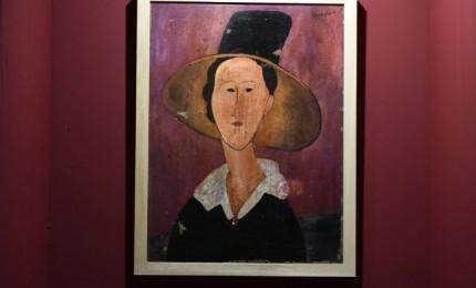 Modigliani, la mostra fa già oltre dieci mila visite