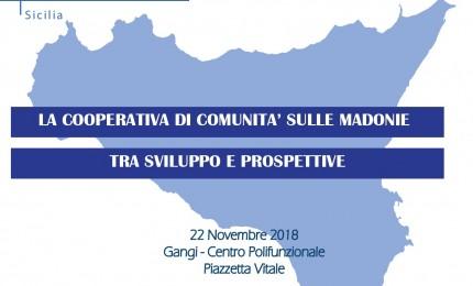 Il progetto Cooperativa di Comunità arriva sulle Madonie