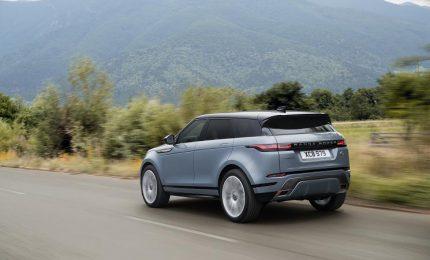 Debutto londinese per la Range Rover Evoque