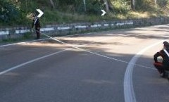 Finale, incidente su strada: niente da fare per un motociclista