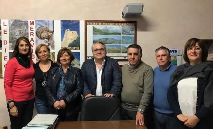 Caltavuturo, incontro istituzionale tra il Commissario del Parco e il sindaco