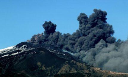 Ancora scosse di terremoto sull'Etna
