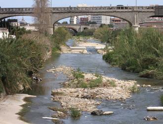 Il fiume Oreto luogo del cuore FAI, il risultato definitivo a febbraio