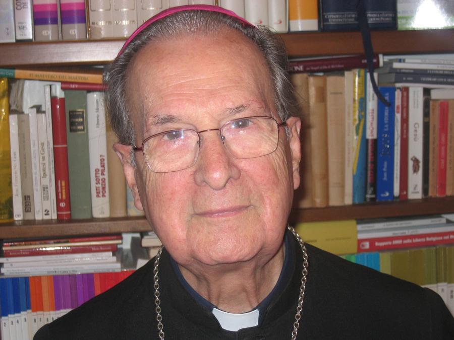 Cefalù, è morto Mons. Mazzola vescovo emerito. Le esequie in Cattedrale