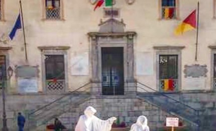 Termini Imerese, Piazza Duomo si rifà il look per Natale