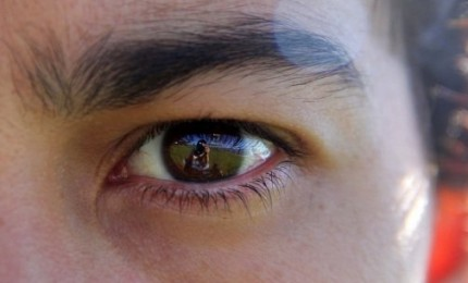 Se sei stressato si vede dagli occhi