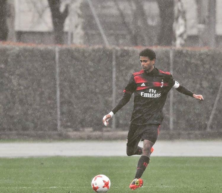 """Daniel Culotta, un """"cefaludese"""" nel segno di Maldini"""