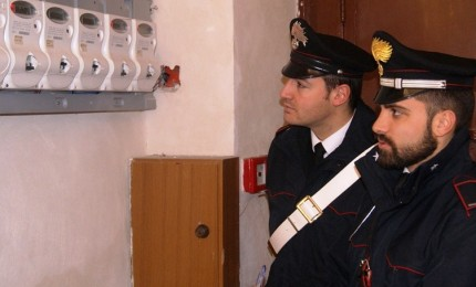 Furti di energia elettrica, due arresti in provincia di Palermo