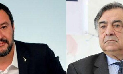 """Qui passa lo straniero"". Orlando sospende il decreto Salvini"