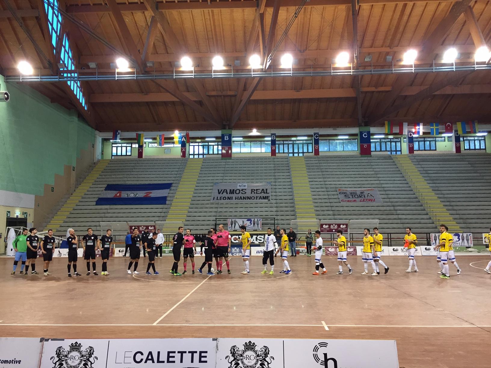 Il Real Cefalù Uniolympo batte la Cioli e si conferma in terza posizione