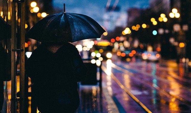Pioggia per le prossime 48 ore