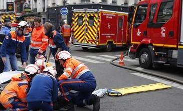 Esplosione in rue de Trevise, è di Trapani una dei feriti