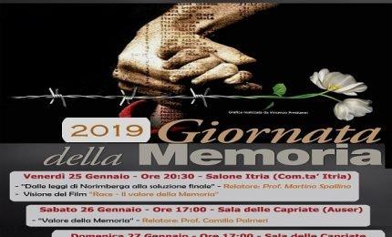 A Castelbuono gli appuntamenti della Giornata della Memoria