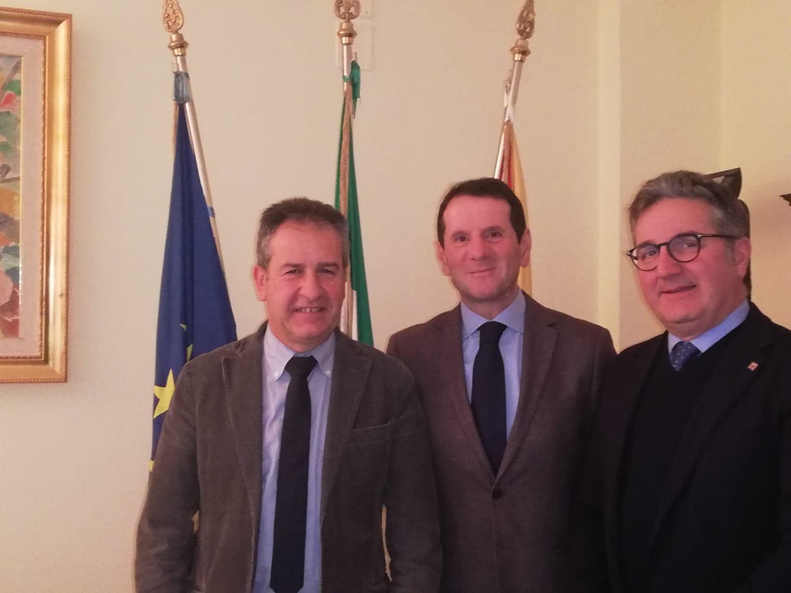 Assessore Pappalardo incontra gli amministratori del Borgo più bello d'Italia