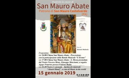 San Mauro festeggia il suo santo patrono