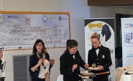 Flaming competition, l'alberghiero di Cefalù fra i partecipanti