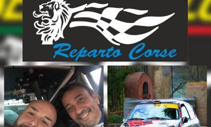 L'equipaggio Pizzo - Ciolino e Real Cefalù Reparto Corse di nuovo insieme