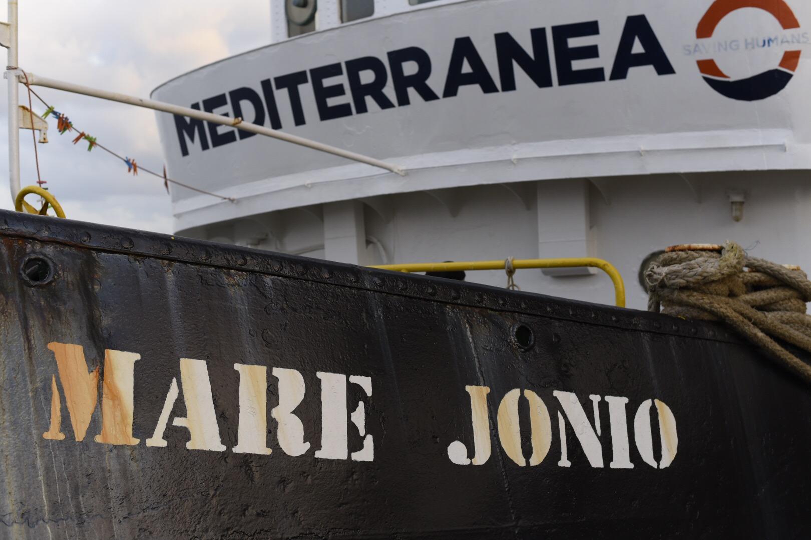 Emmaus Italia sostiene il Progetto Mediterranea per i soccorsi in mare