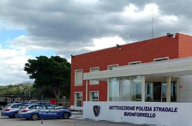 Buonfornello, la Polizia Stradale si sposta nei nuovi locali