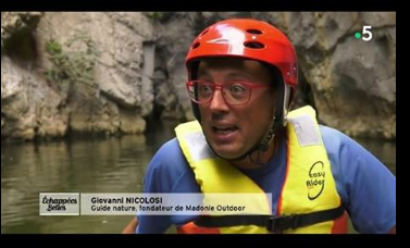 Le Gole di Tiberio sbarcano in Francia, documentario su France 5