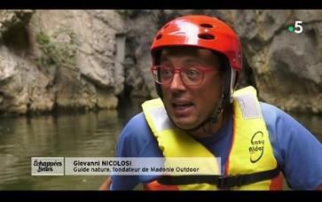 Le Gole di Tiberio sbarcano in Francia, documentario su France 5