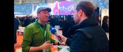 Turismo sulle Madonie, alla BIT di Milano Giovanni Nicolosi parla a Radio Uno
