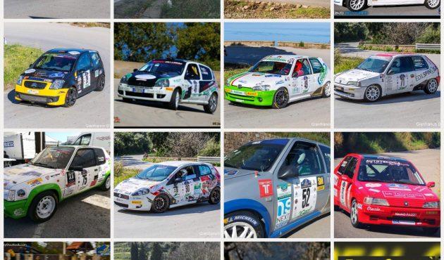 Un inizio di stagione dolceamaro nel rally casalingo per la Real Cefalù Reparto Corse