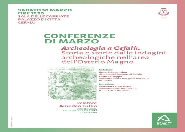 Conferenza sull'Osterio Magno