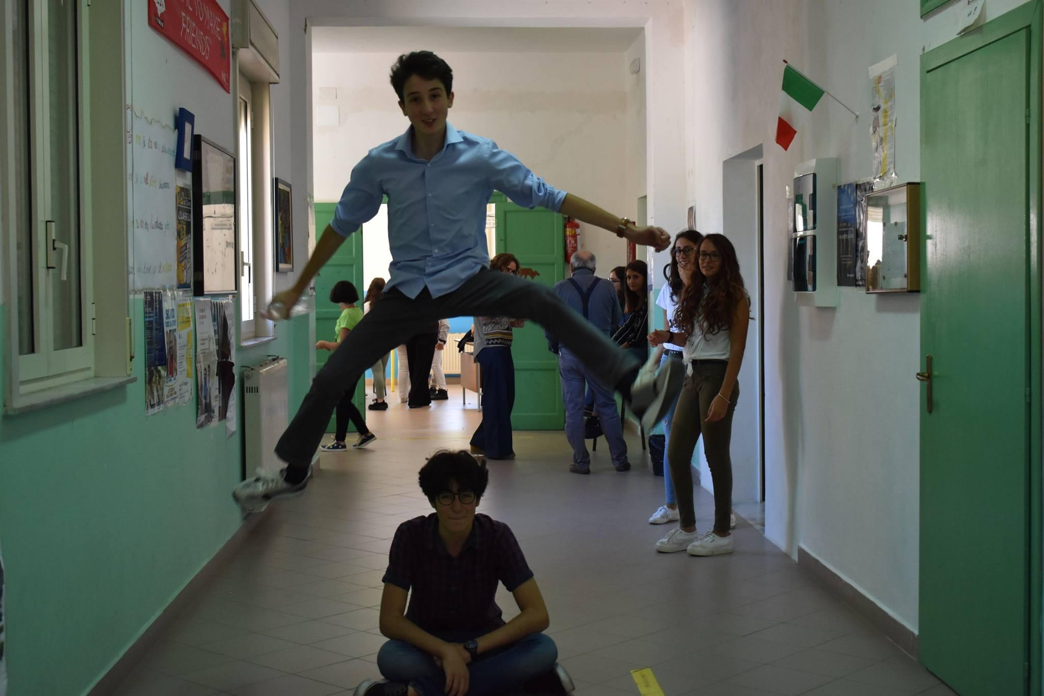 Valledolmo spiega perché studiare in un liceo di paese