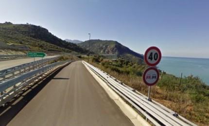 A20, chiuso lo svincolo Pollina-Castelbuono