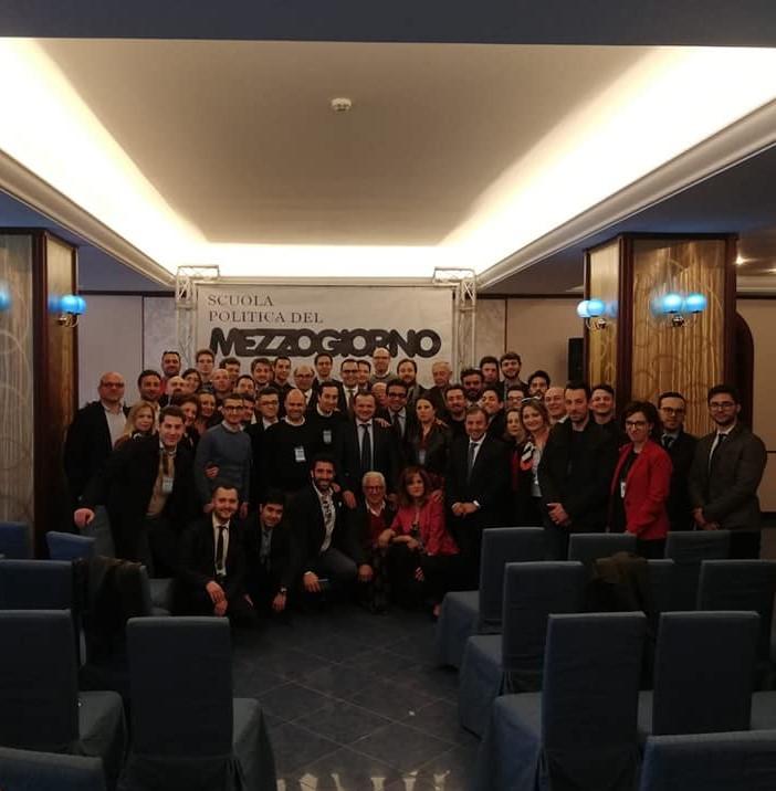 Cefalù, grande partecipazione al meeting della Scuola Politica del Mezzogiorno