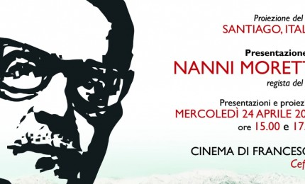 Nanni Moretti a Cefalù