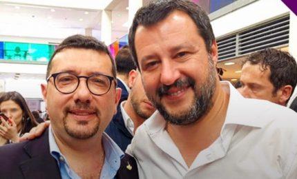 """Salvini in Sicilia, Gelarda: """"25 aprile di legalità insieme alle forze dell'ordine"""""""