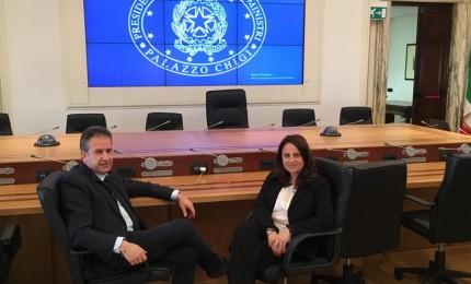 Unione Madonie a Palazzo Chigi per un radicale cambiamento delle politiche territoriali