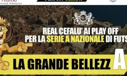 Real Cefalù Play off