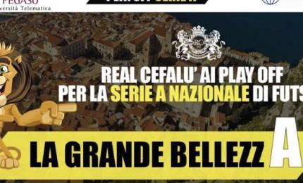 Real Cefalù Uniolympo: La Grande bellezzA!