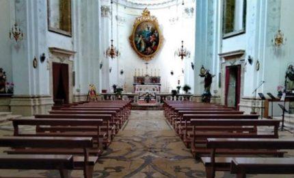 Agguato in chiesa, minacce e aggressione al sagrestano
