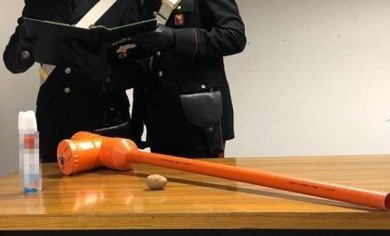 Costruiscono un bazooka artigianale e sparano patate