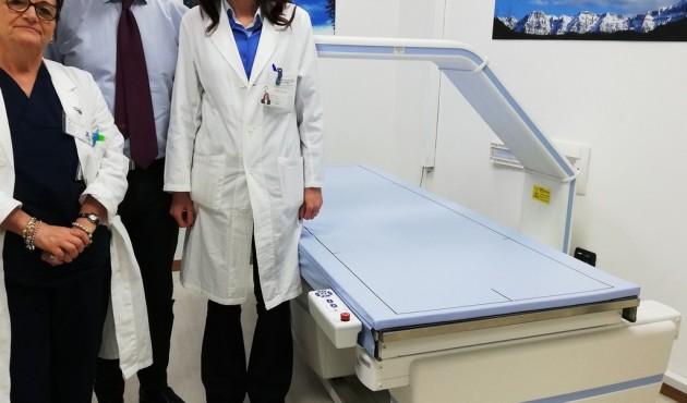 Ospedale Giglio: da oggi è possibile l'esame per osteoporosi