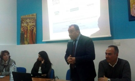 Resto al Sud, sala gremita a Montemaggiore per ascoltare le opportunità per i giovani